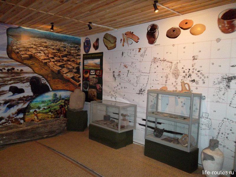 """Музея """"Затерянного мира"""" хранит наиболее ценные археологические находки"""
