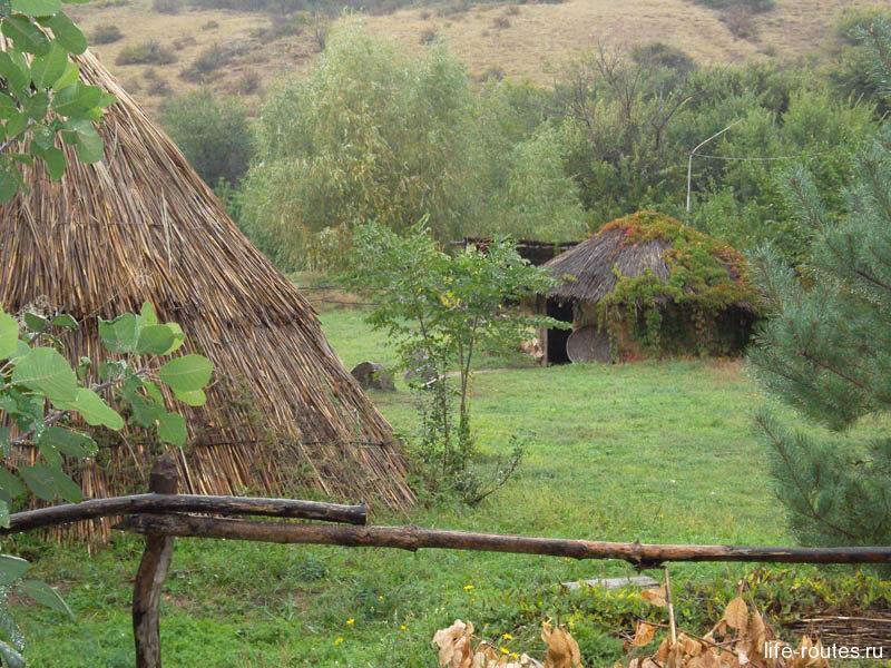 Поселок каменного века