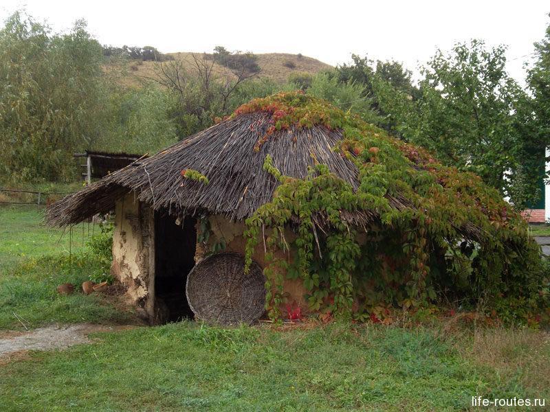 Хижина шамана