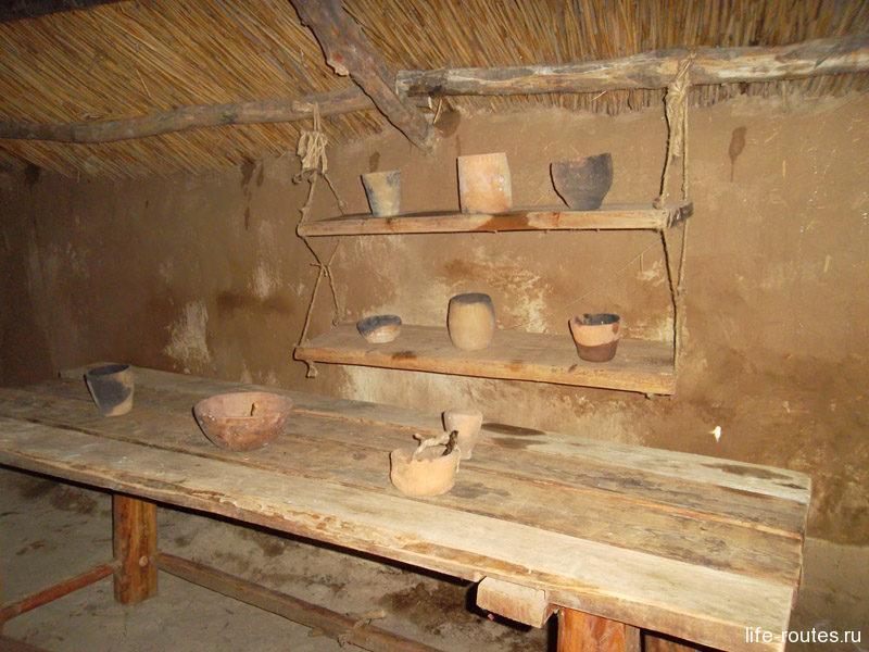 В эпоху бронзы у жителей Дона в обиходе появился стол