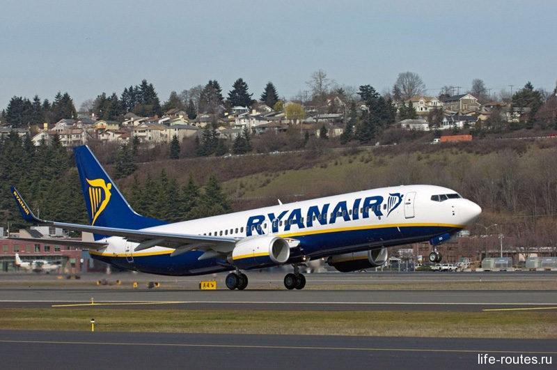 Перелет на самолетах лоукостеров стоит в разы дешевле
