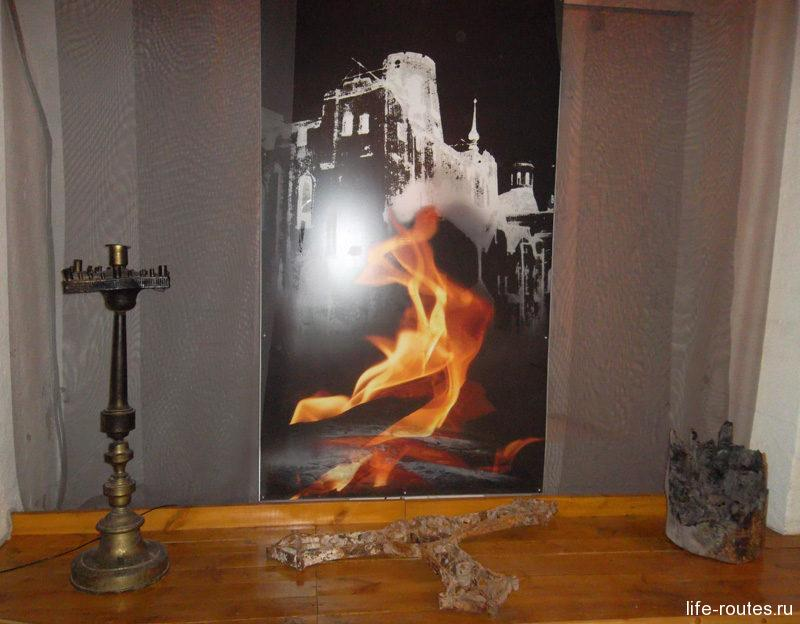 Посетить музей, где расскажут всю историю монастыря на Соловках