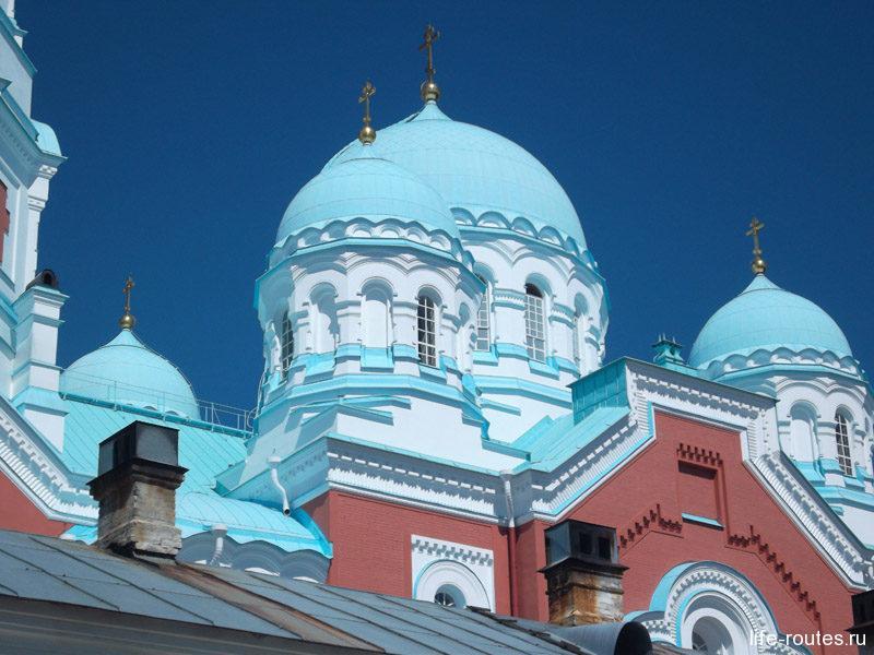 Валаамский Спасо-Преображенский монастырь - жемчужина Ладожского озера