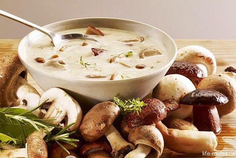 Грибы - неотъемлемый атрибут традиционной карельской кухни