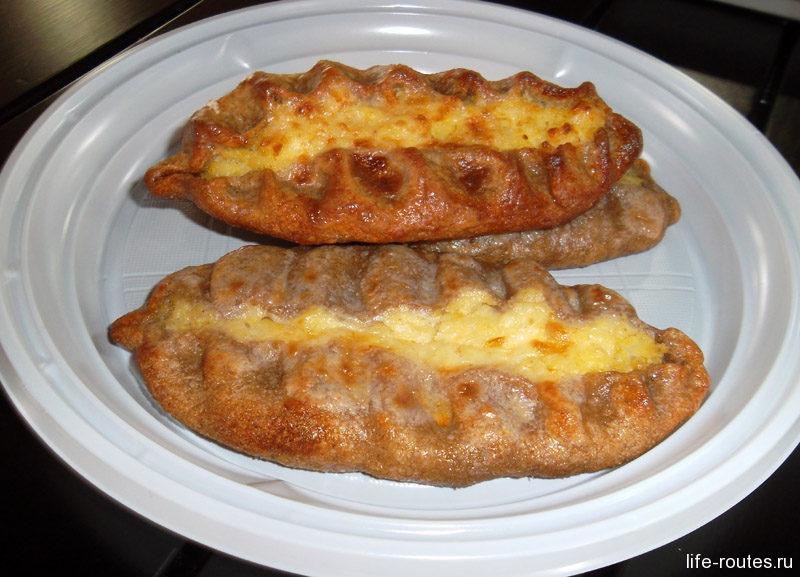 Калитки - традиционные карельские пирожки