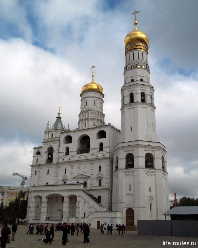"""Колокольня """"Иван Великий"""""""
