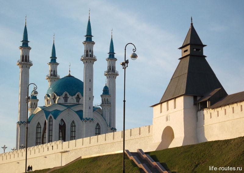 Кремль в Казани признан объектом Всемирного наследия ЮНЕСКО