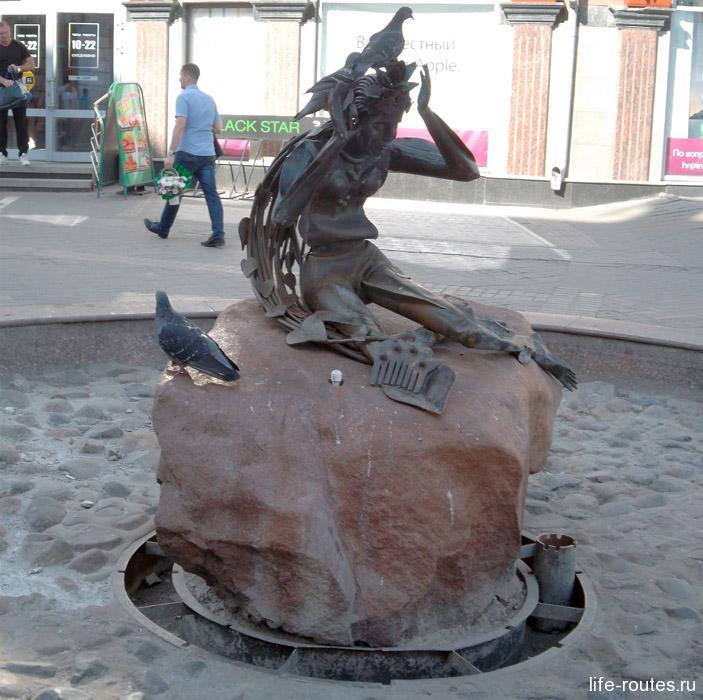 Су-Анасы - мать воды в татарских легендах