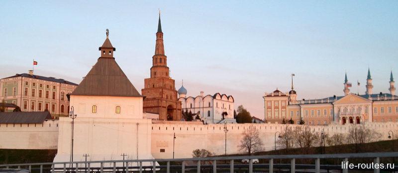 Казанский Кремль включен в список объектов Всемирного наследия ЮНЕСКО
