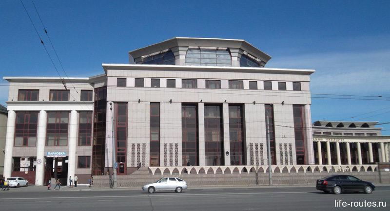 Казанский университет - один из старейших непрерывно действующих ВУЗов России