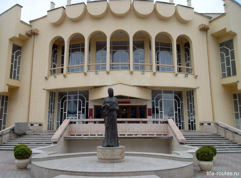 Кумыкский театр им. Салаватова