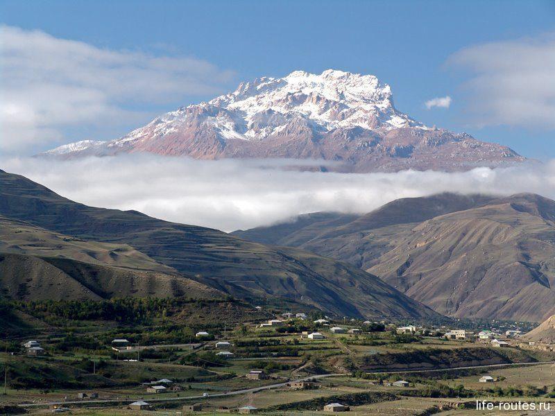 Шалбуздаг - священная гора для всех мусульман