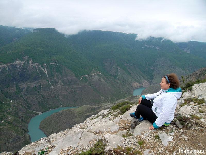 Сулакский каньон, по нашему скромному мнению, главное природное чудо Дагестана
