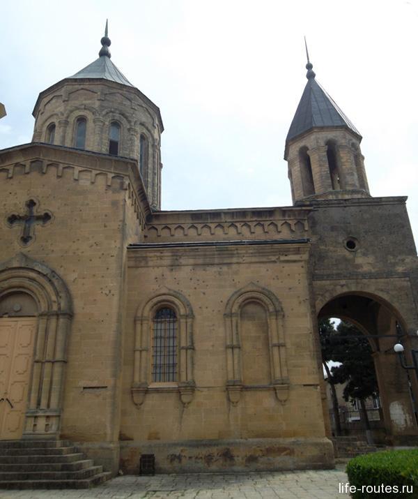 Армянская церковь Святого Всеспасителя