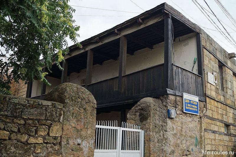Дом-музей А.А. Бестужева-Марлинского