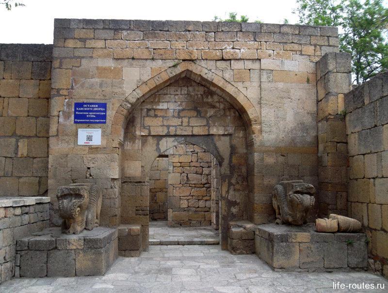 Последний из ханских дворцов