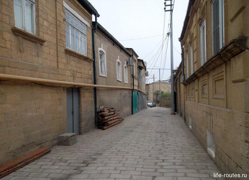 Старый город сохранил свой неповторимый средневековый колорит