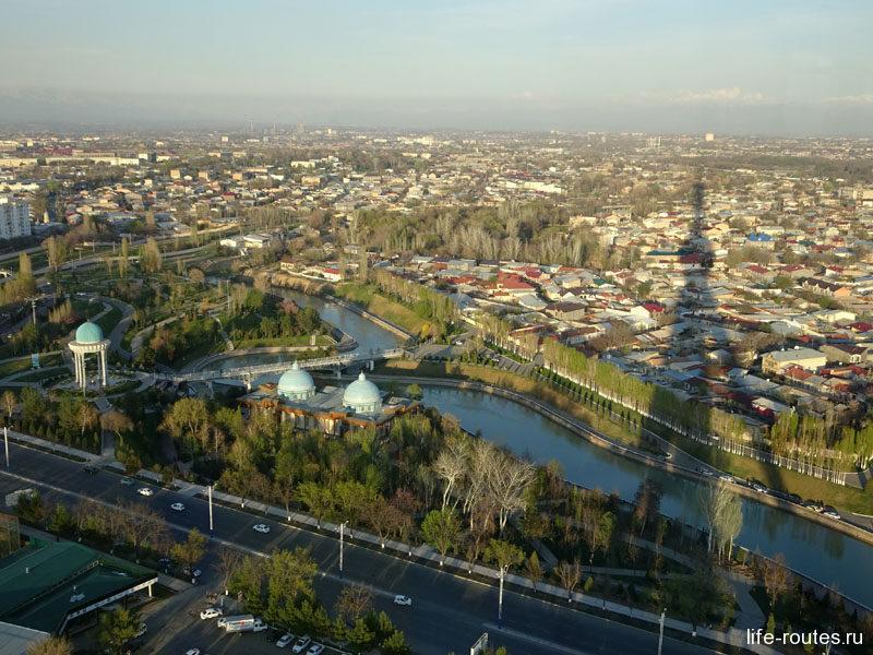 Достопримечательности Ташкента: красивые места, маршруты туристов, отдых