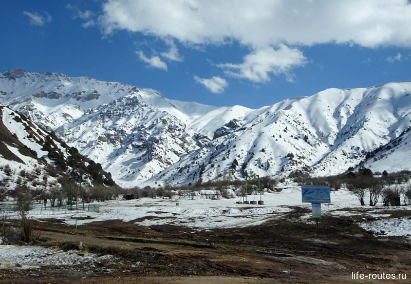 Горы Тянь-Шань, Узбекистан — подробная информация с фото